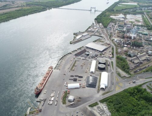 Project cargo and breakbulk abound in and around Great Lakes/Seaway